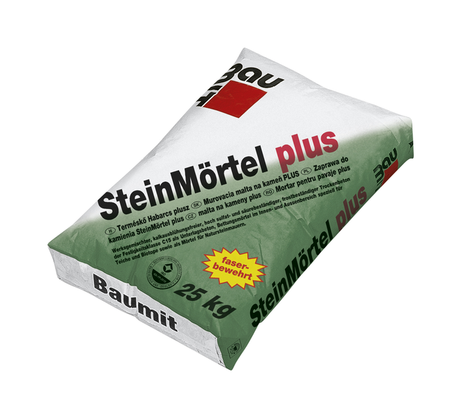 SteinMörtel plus
